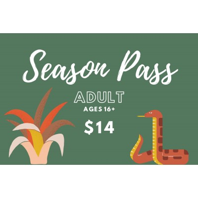Adult Season Pass