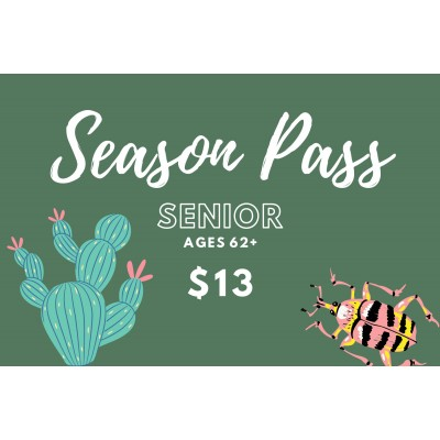 Senior Season Pass (Age 62+)