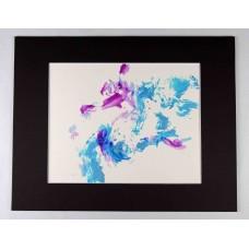 "Parrot Painting: ""A Sparkle of Color"""