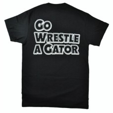Classic Adult Go Wrestle a Gator T-Shirt