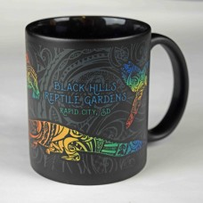 Reptile Gardens Rainbow Design Mug